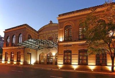 Asuncions Municipal Theatre, Argentina