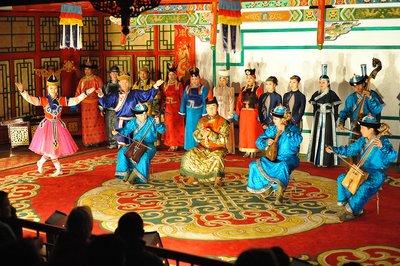 Tumen Ekh Emsemble, Mongolia