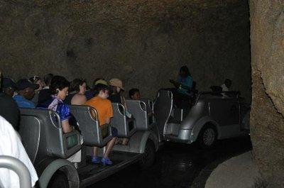 Harrison's Cave Tram Tour