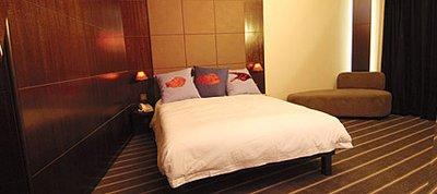 Hoxton Hotel Bedroom