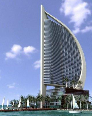 Trump Ocean Club Building