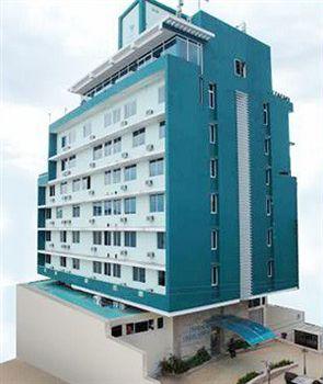 Hotel Bahia Suites Exterior