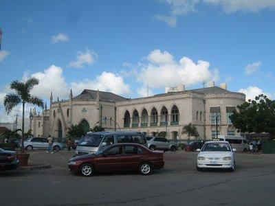 Barbados Paliament Building