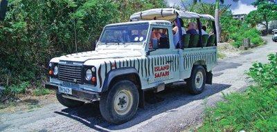Adventure Safari Tour Vehicle