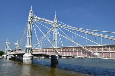 Albert bridge.