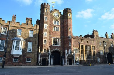 St James's palace.