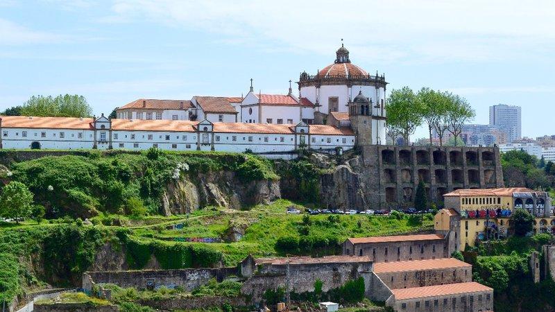 Porto's monastery.