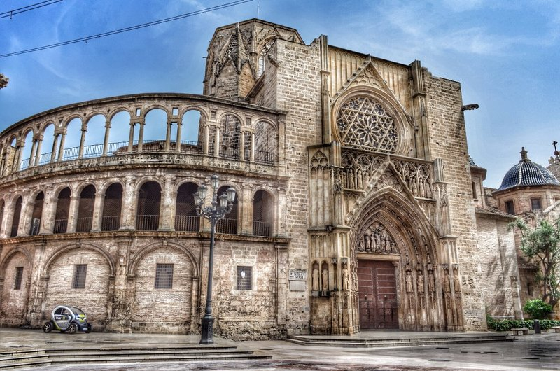 Valencia cathedral.