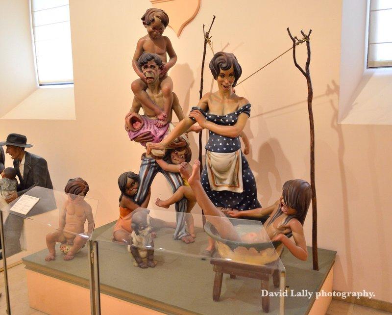Fallas museum.