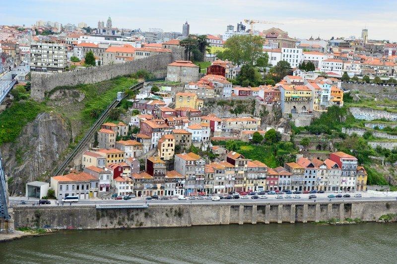 Porto riverside.