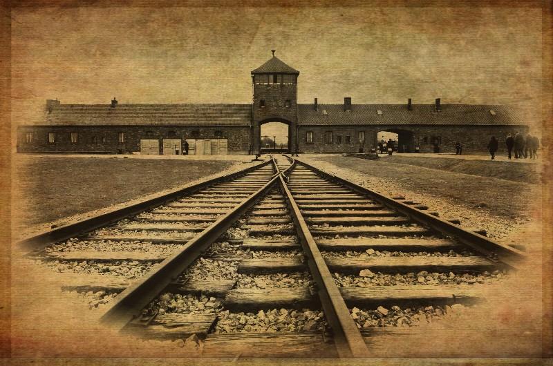 Railway tracks to death.....