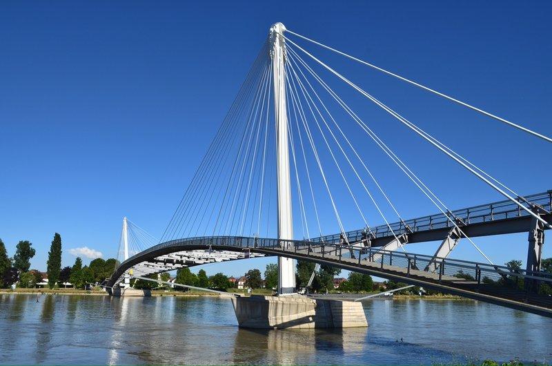 Bridge to germany.
