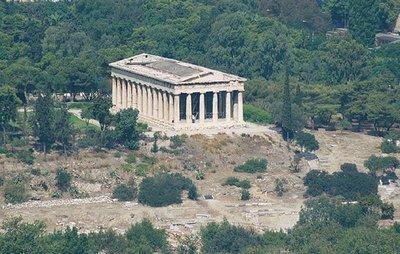 Hephaistion Temple