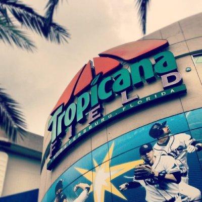Tropicana Field, Tampa, Florida