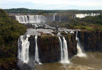 Brazil/Argentina border