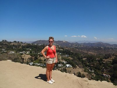 Runyon Canyon, LA