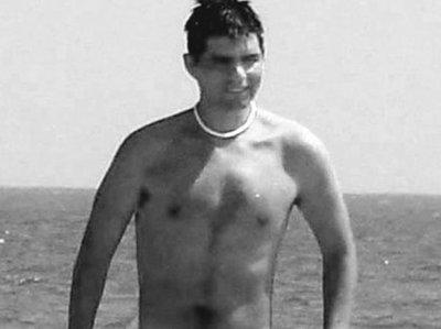 Me in Mancora Beach