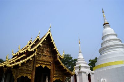 Wat Temples