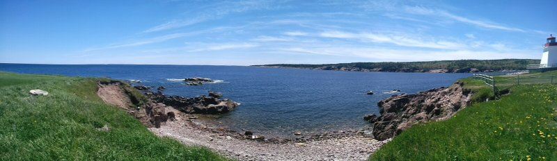 Coastline Cape Breton