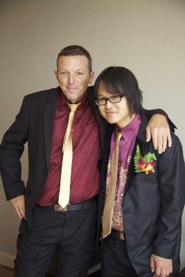 Wayne & Ed