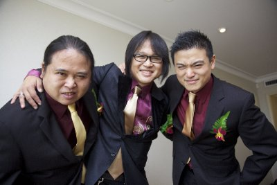 Eric, Ed, Shawn