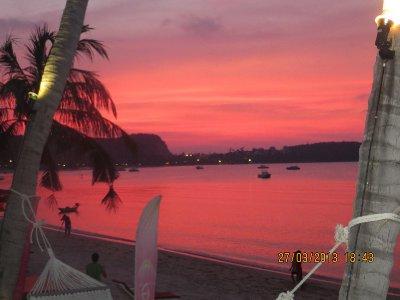 Chaweng Sunset