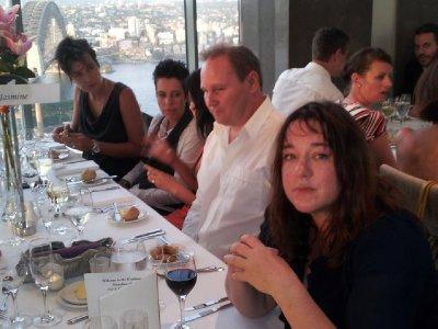 Jessica, Gary & Daniella, Ange & Mel
