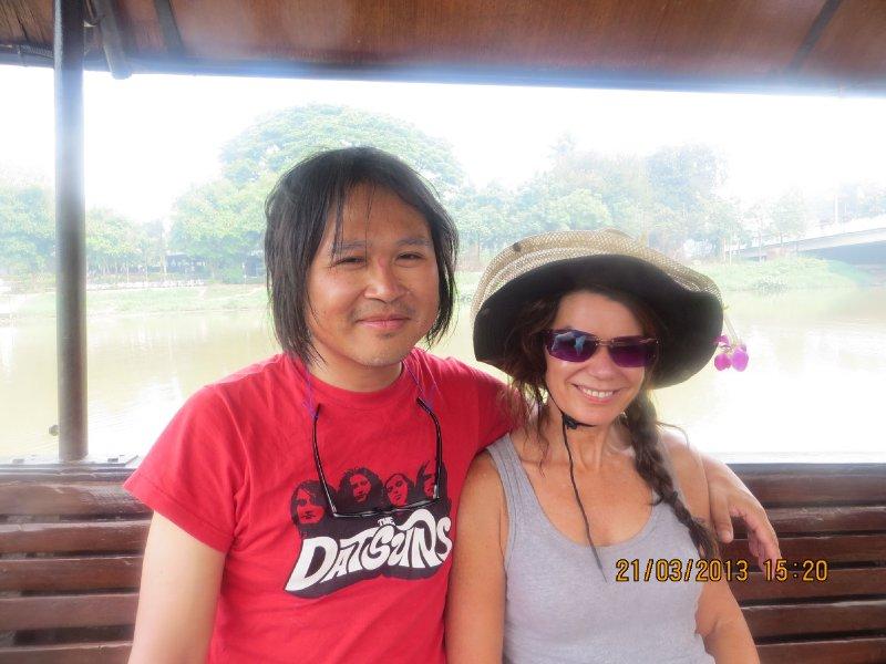 Mae Peng River Cruise