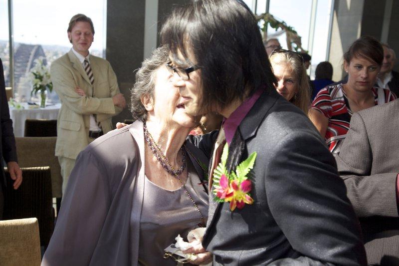 Ed & Sue's Mum