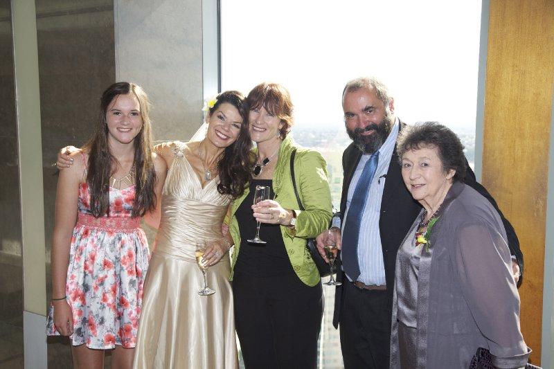 Sue & family