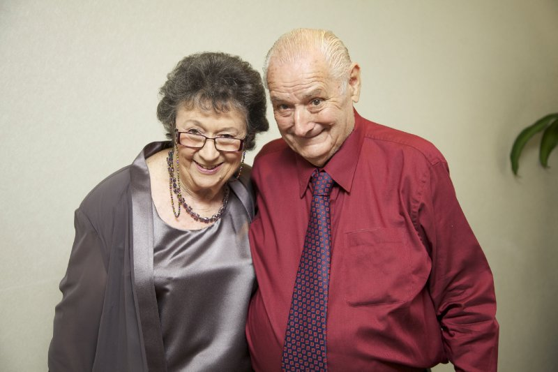 Sue's Mum & Dad