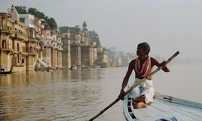 Ganges Boatman