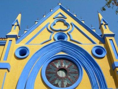 Church, Cartagena