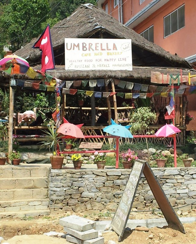 Umbrella Cafe