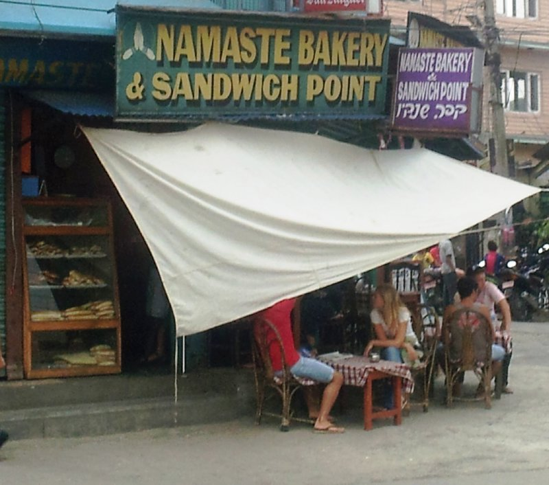 Namaste Bakery and Sandwich Point