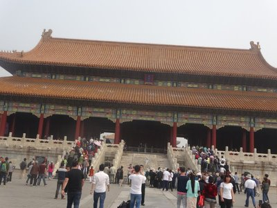 Taihedian - One of the main Halls in Forbidden City