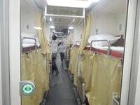 Second Class sleeping quarters