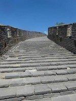 Mutianyu Great Wall - very steep steps