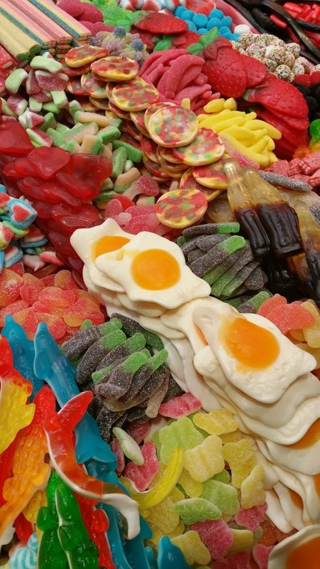 lolly stall..eggs surely they are ok?