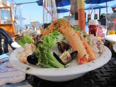 Castries Seafood Platter