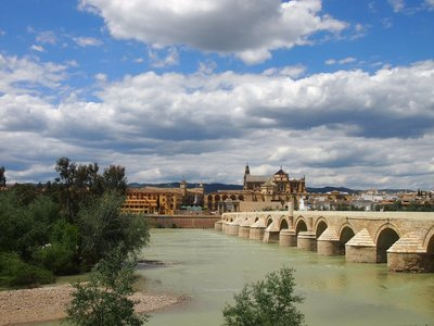 Roman Bridge, Cordoba centre
