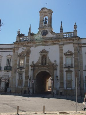 Entrance to old town, Faro