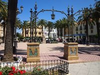 Plaza, Ayamonte