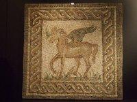 Mosaic, Archaeological Museum, Cordoba