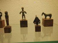 Turdetanian votives, Archaeological Museum