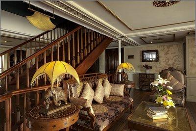 The Jahan Raj of India Lobby Lounge11