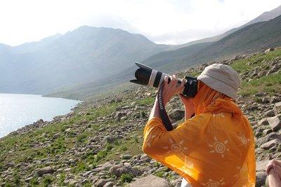 Gangabal Trekking