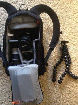My New Camera Toys