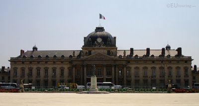 Ecole Militaire from the Champ de Mars