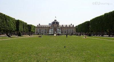 Champ de Mars to the Ecole Militaire